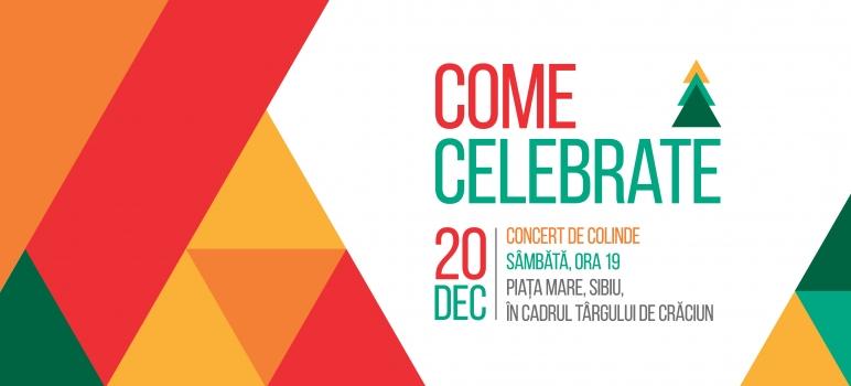 Come Celebrate 2014